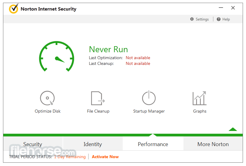 Norton Security 22.20.5.39 Screenshot 4