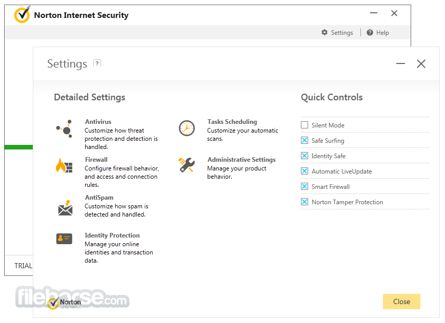 Norton Security 22.20.5.39 Screenshot 5