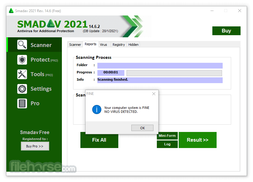 Smadav Antivirus 2018 Rev 11.8 Screenshot 2