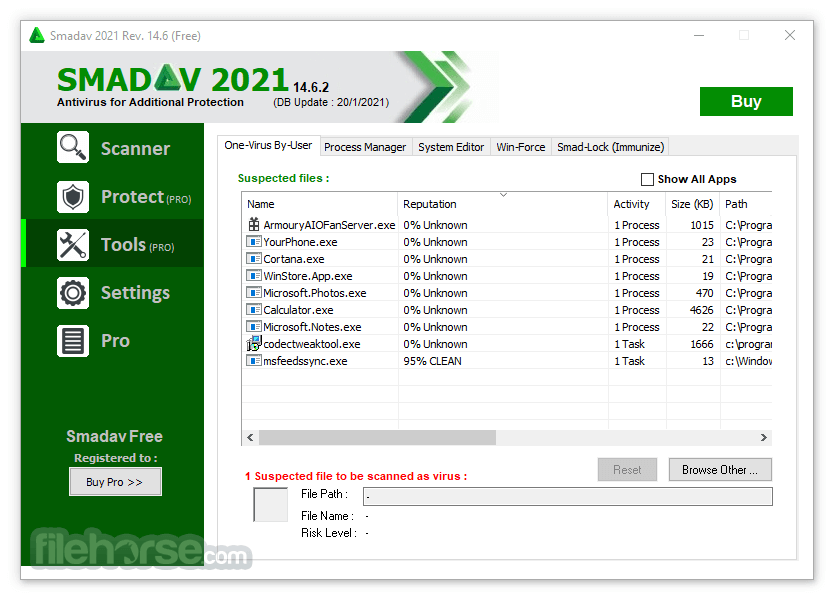 Smadav Antivirus 2018 Rev 11.8 Screenshot 4