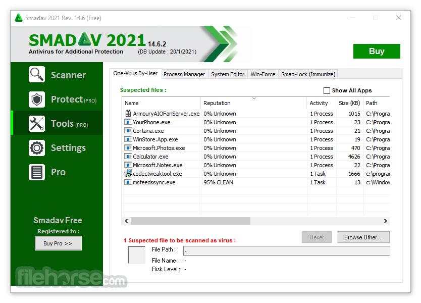 Smadav Antivirus 2017 Rev 11.7 Screenshot 4