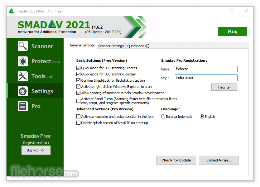 Smadav Antivirus 2018 Rev 11.8 Screenshot 5