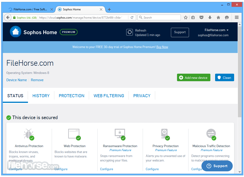 free download sophos antivirus full version