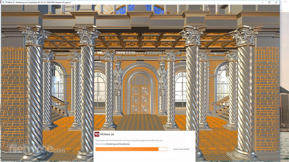 PCMark 10 1.1.1739 Screenshot 3
