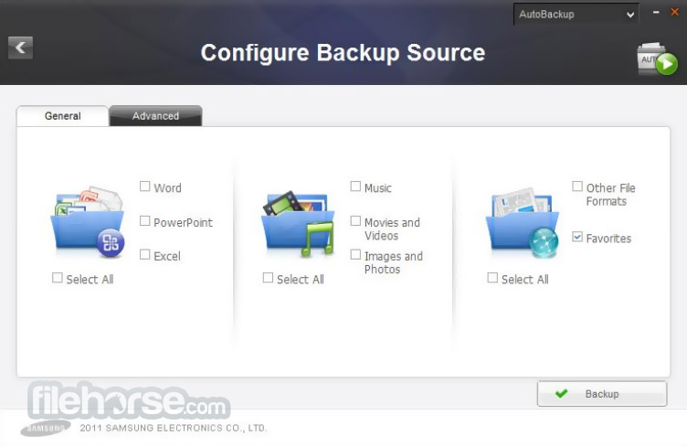 Samsung Drive Manager 1.0.175 Screenshot 3