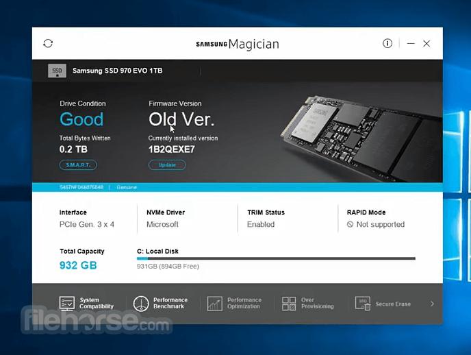 samsung update download windows 10