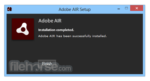 Adobe AIR 30.0.0.107 Screenshot 2
