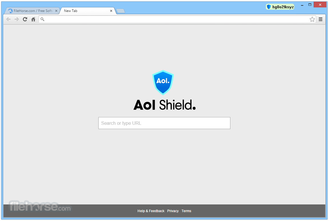 AOL Shield Browser 60.0.2879.0 Captura de Pantalla 3