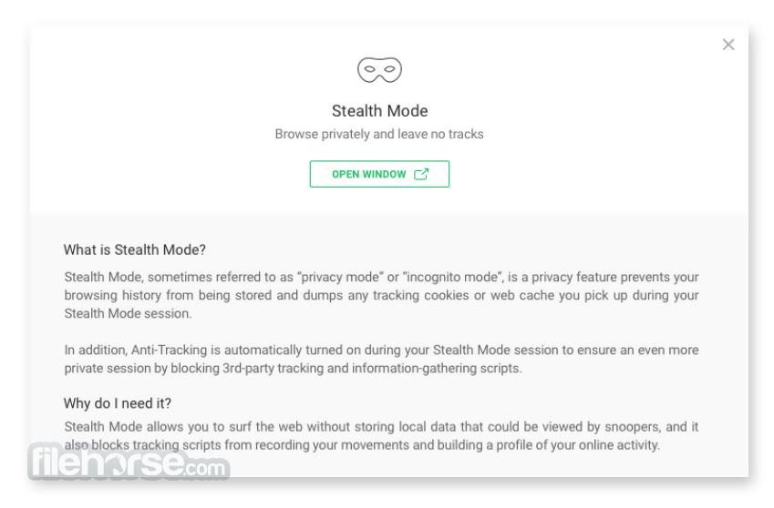 Avast Secure Browser 80.1.3902.163 Screenshot 5