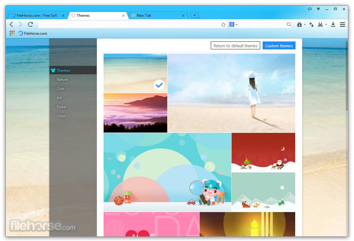 Baidu Browser 43.23.1007.94 Screenshot 2