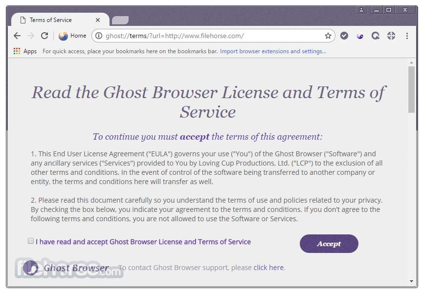 Ghost Browser Download (2019 Latest) for Windows 10, 8, 7