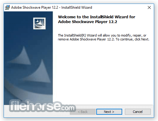 Shockwave Player Download (2019 Latest) for Windows 10, 8, 7