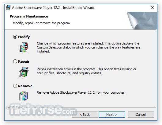Shockwave Player 12.3.4.204 Captura de Pantalla 2