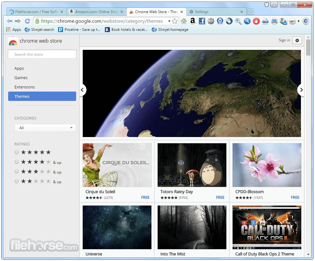 Slimjet 14.0.11.0 (32-bit) Screenshot 4