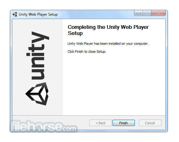 Unity Web Player 5.3.5 (32-bit) Captura de Pantalla 3