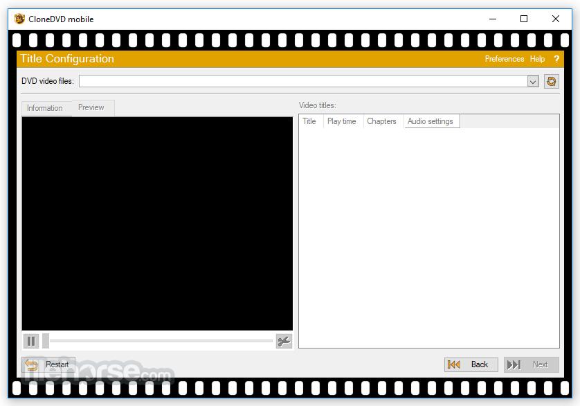 CloneDVD Mobile 1.9.5.0 Screenshot 3