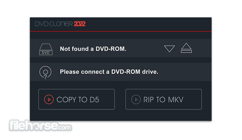 DVD-Cloner 2021 18.40 Build 1465 (64-bit) Screenshot 2