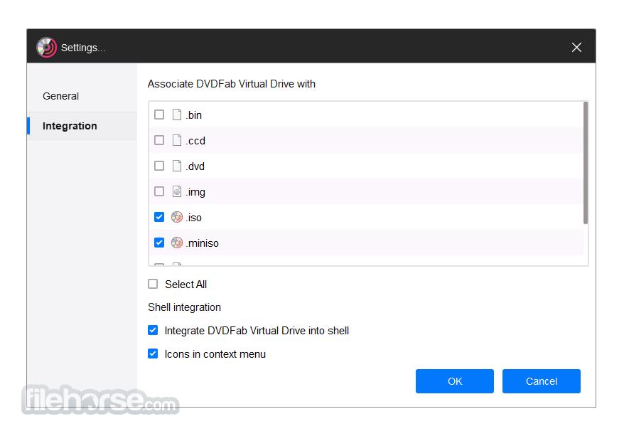 DVDFab Virtual Drive 2.0.0 Screenshot 4