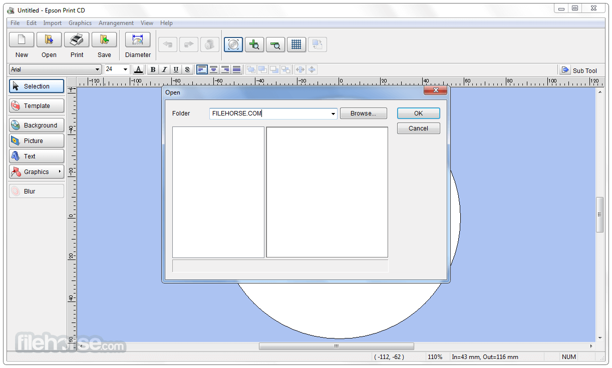 Epson Print CD 2.44 Screenshot 3