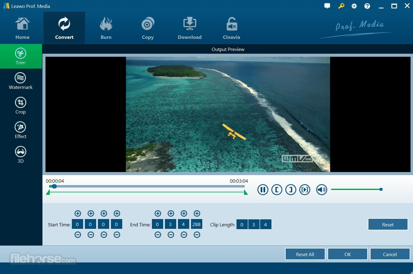 Leawo Blu-ray Ripper 8.3.0.0 Screenshot 4