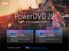 PowerDVD 14.0.3917.58 Captura de Pantalla 1