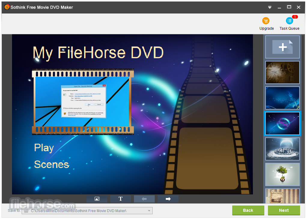 sothink free movie dvd maker 10 download for windows
