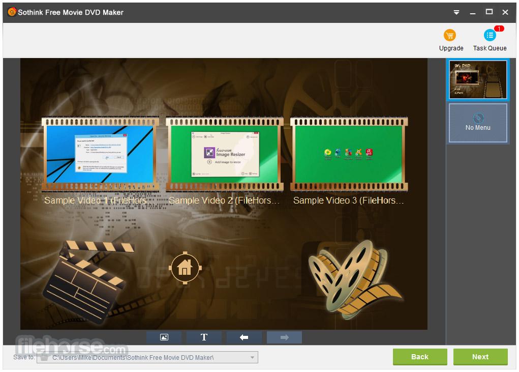 Sothink Free Movie DVD Maker 1.0 Download for Windows ...