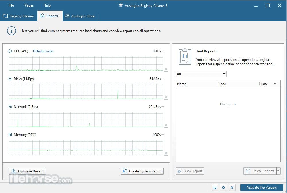 Auslogics Registry Cleaner 7.0.1.0 Screenshot 3