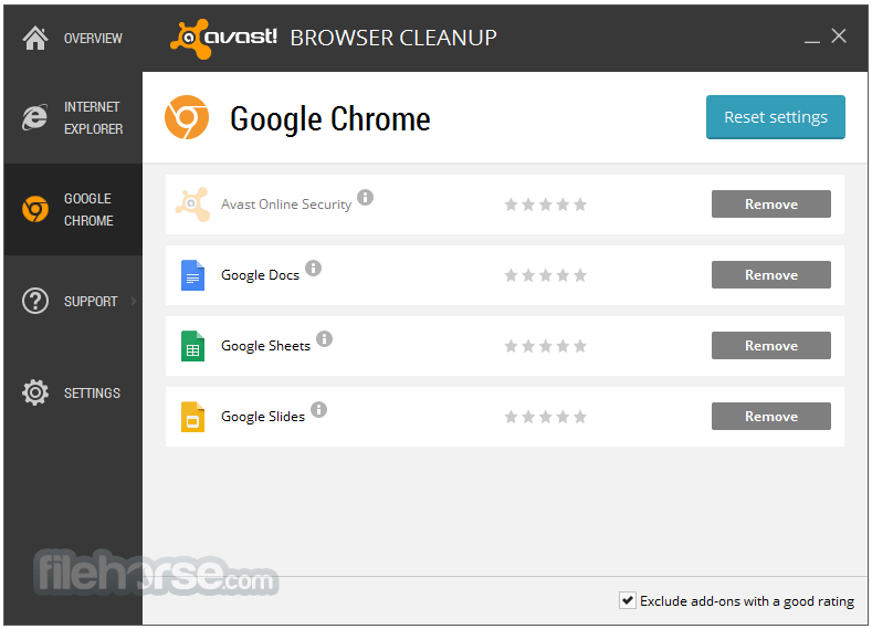 avast browser cleanup download