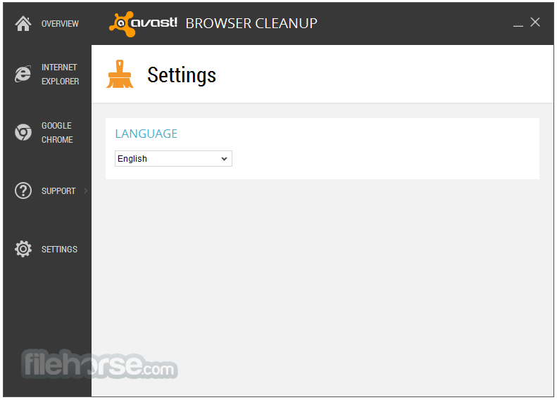 Avast Browser Cleanup 12.1.2272.125 Screenshot 3