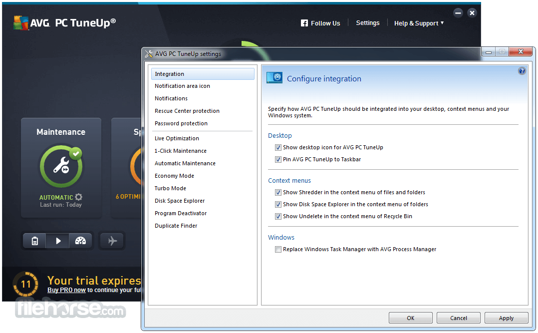 AVG PC TuneUp 16.77.3.23060 (32-bit) Screenshot 5