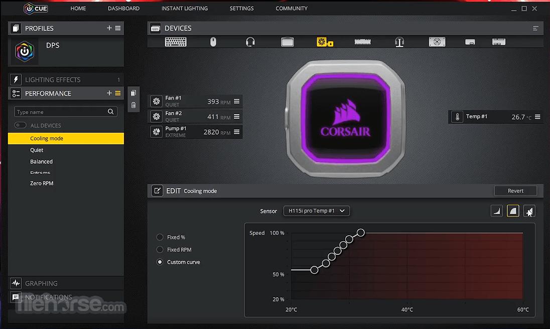 Corsair Utility Engine - iCUE 3.33.246 Screenshot 3