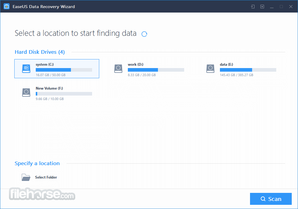 easeus data recovery key 8.5
