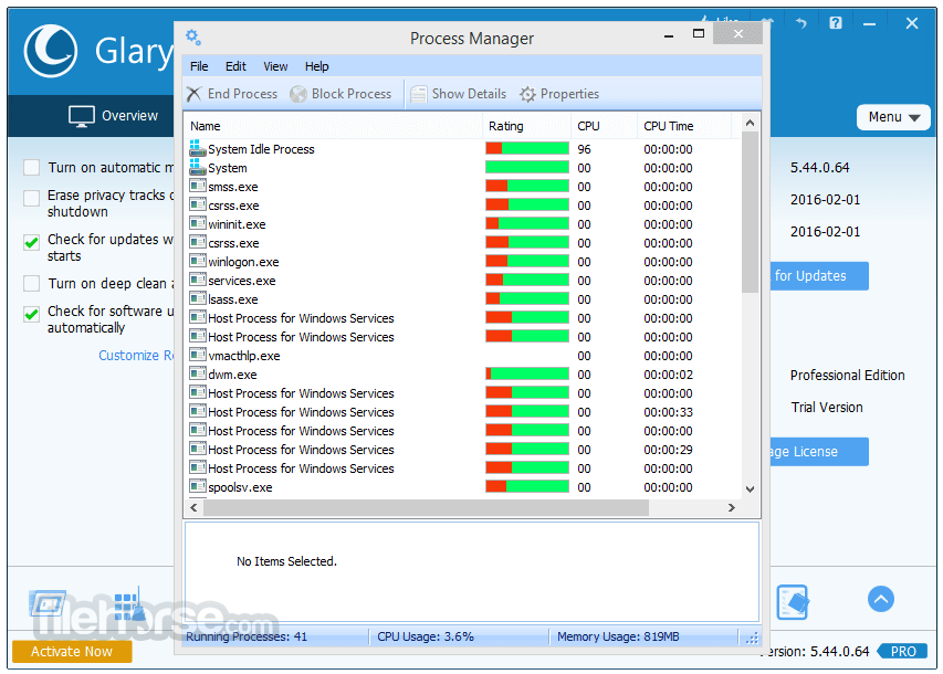 descargar glary utilities pro 2018 full