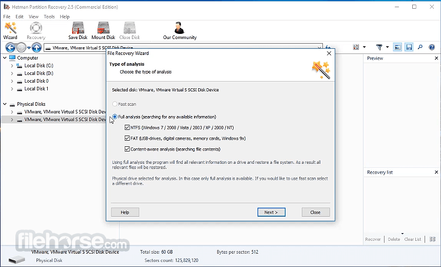 Hetman Partition Recovery 2.8 Crack