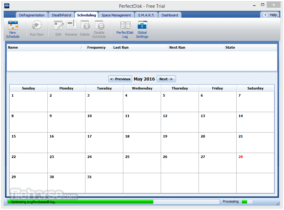 PerfectDisk Pro 14.0 Build 892 Screenshot 3
