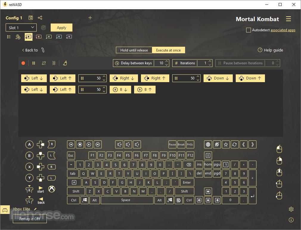 reWASD 5.6.2.3578 Screenshot 4