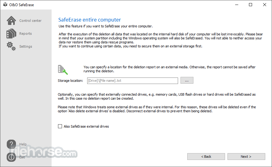 O&O SafeErase Professional Edition (64-bit) Download (2021 Latest)
