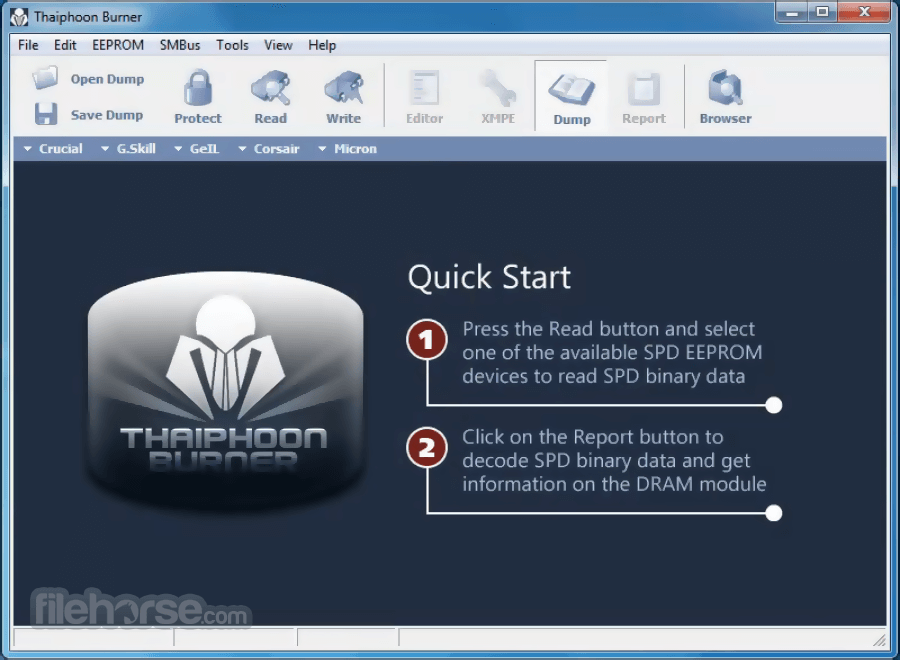 Thaiphoon Burner Download (2020 Latest) for Windows 10, 8, 7