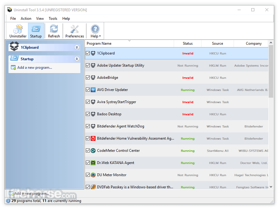 Uninstall Tool Download (2019 Latest) for Windows 10, 8, 7