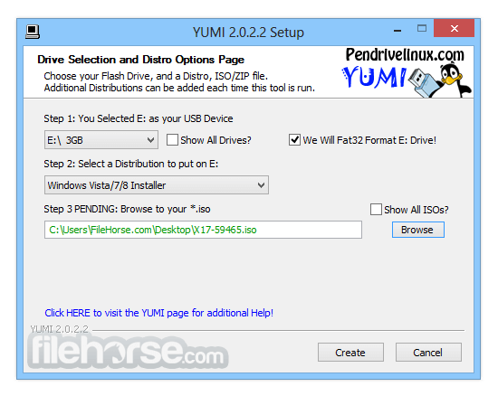 YUMI 2 0 3 0 Download for Windows 10, 8, 7