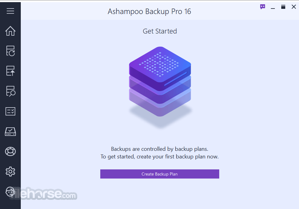 Ashampoo Backup Pro 15.03 Screenshot 1