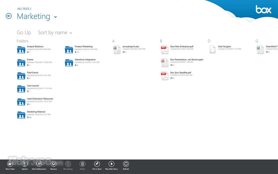 Box Sync 4.0.7886 Screenshot 2