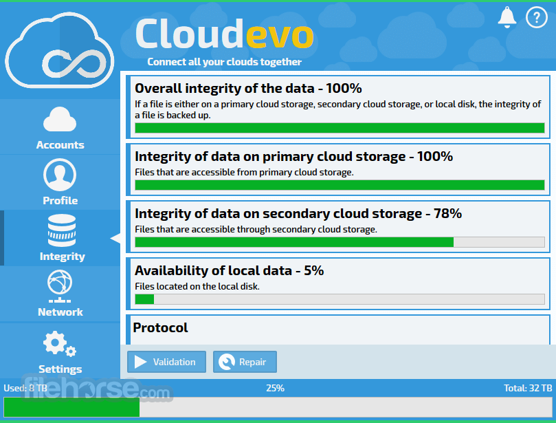 Cloudevo 3.1.4.18014 Screenshot 2