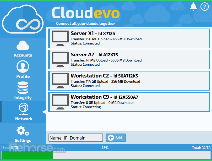 Cloudevo 3.4.1 Build 5206464 Captura de Pantalla 3