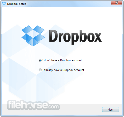 Dropbox 48.3.55 Screenshot 1