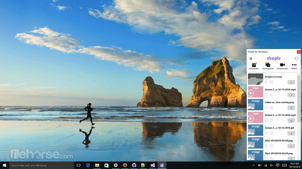 Droplr 4.0.6 Screenshot 1