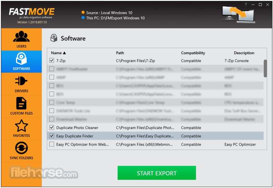 FastMove 1.2020.1224.33 Screenshot 4