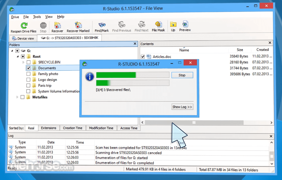 R-Studio Crack 8.16 Build 180091 Network Edition Crack + License Key