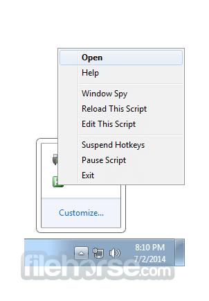 AutoHotkey 1 1 30 03 Download for Windows / Change Log